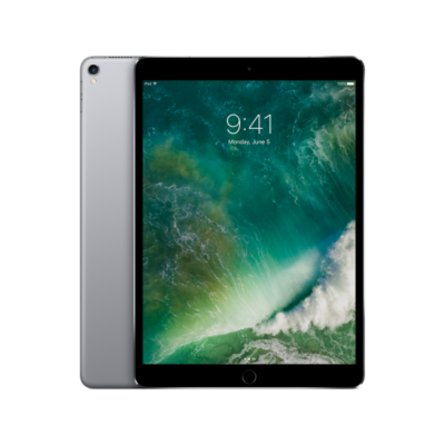 APPLE Apple 10.5-inch iPad Pro Cellular 512GB - Space Grey (2017)