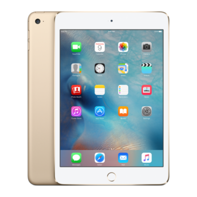Apple iPad mini 4 Wi-Fi 128GB Tablet PC, Gold