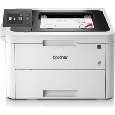 BROTHER LED nyomtató HLL3270CDWYJ1, A4, színes, 24 lap/perc, USB,WIFi,NFC,LAN