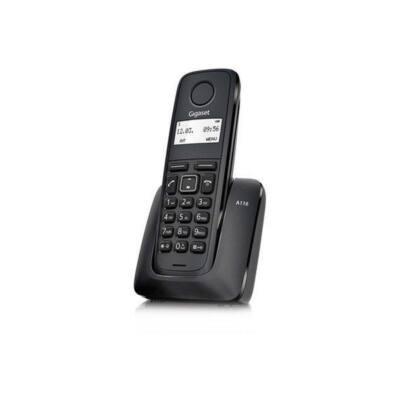GIGASET ECO DECT Telefon A116 Magyar menü