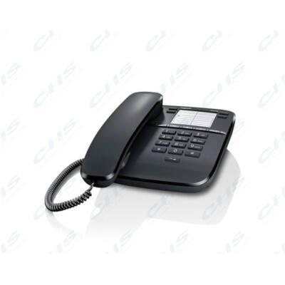 GIGASET Telefon DA310 fekete