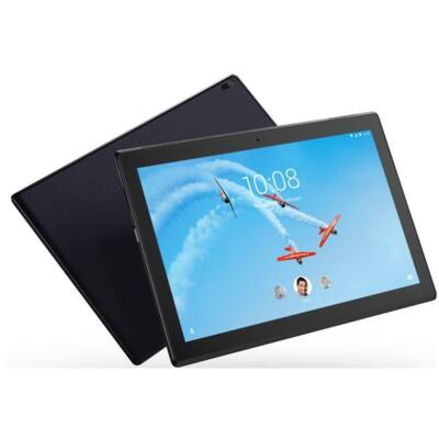 "LENOVO Tab4 10 (TB-X304F), 10.1"" HD IPS, Qualcomm APQ8017 Quad-Core, 2GB, 16GB EMMC, Android 7.1, Fekete"