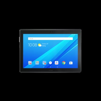 """LENOVO Tab4 10 Plus (TB4-X704F), 10.1"""" FHD, Qualcomm  Snapdragon 625 Octa-Core,  3GB, 16GB EMMC,  Android 7.1,  Fekete"""