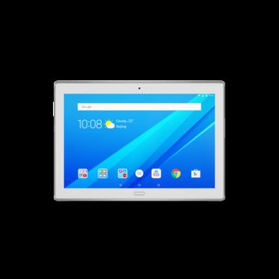 "LENOVO Tab4 10 Plus (TB4-X704L), 10.1"" FHD,Qualcomm Snapdragon625 Octa-Core, 3GB, 16GB EMMC, LTE 4G, Android 7.1, Fehér"