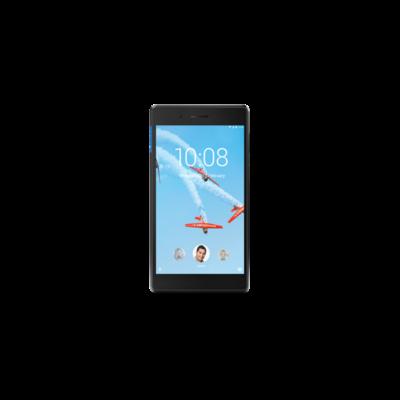 "LENOVO Tab 7 Essential (TB-7304F), 7,0"" WSVGA IPS, MediaTek MT8167D  Quad-Core, 1GB, 16GB EMMC, Android 7, Fekete"