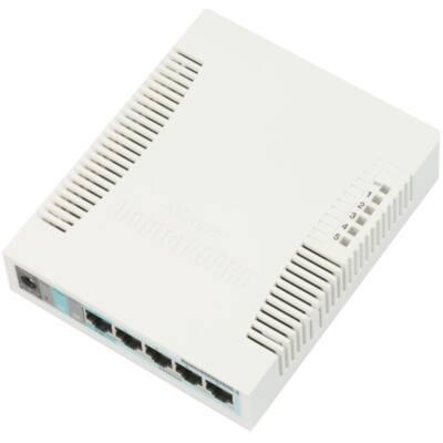 MIKROTIK Switch 5x1000 Mbps + 1xSFP (RB260GS)