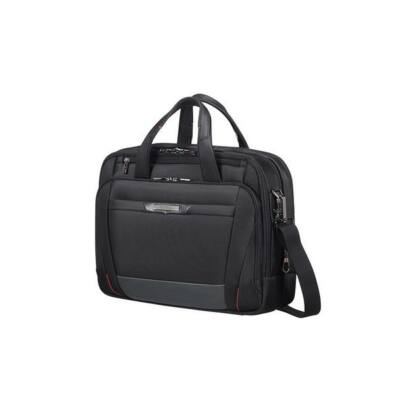"SAMSONITE Notebook Táska 106352-1041, LAPT.BAILHANDLE 15.6"" EXP (BLACK) -PRO-DLX 5"