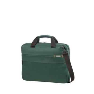 """SAMSONITE Notebook táska 93059-4032, LAPTOP BAG 15.6"""" (BOTTLE GREEN) -NETWORK 3"""