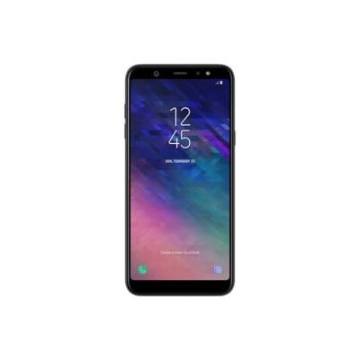 Samsung Galaxy A6+ (2018) okostelefon Dual SIM, Fekete