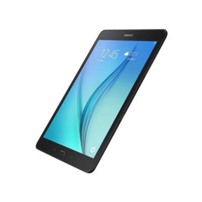 """Samsung Galaxy Tab E SM-T560 tablet, SM-T560NZKAXEH, 9,6"""", 8GB, Wifi, fekete"""